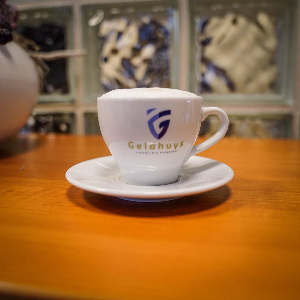 Op de koffie bij Geldhuys